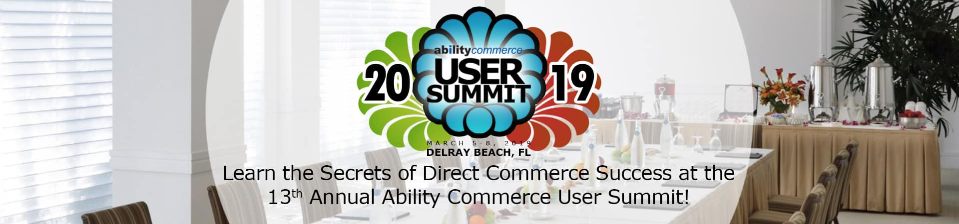 2019 User Summit