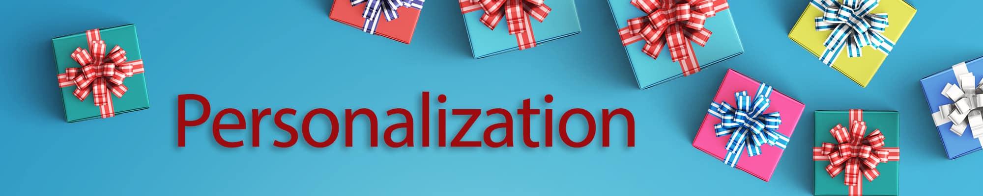 Personalization image