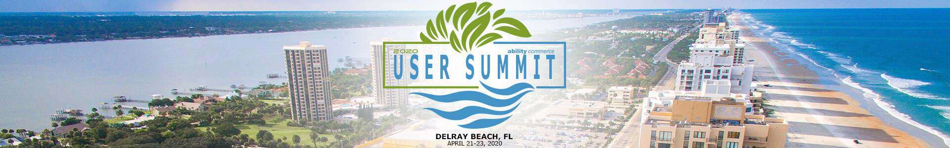 2020 User Summit Header
